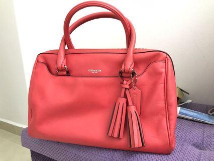 100% Original Authentic Coach handbag