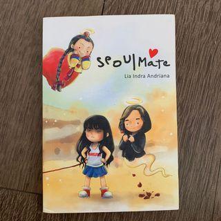 Novel Seoulmate by Lia Indra Andriana