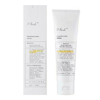 11 Pearls Sunscreen Lotion 💖 SPF50+ 60ml