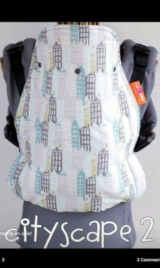 Baby carrier (ssc snuggbaby) toddler