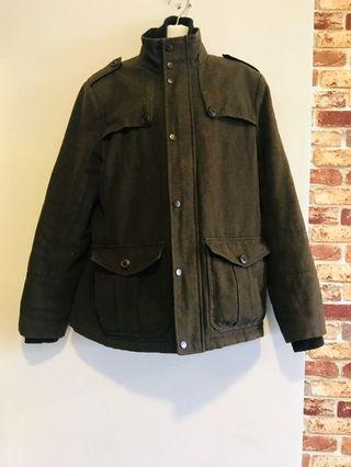 Mark and spencer winter coat L