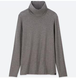 Uniqlo Heattech extra warm turtle neck T-shirt (small)