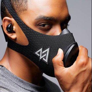 Training Mask 3.0 IPPT Gym Training Crossfit Fitness Workout Running Jogging BNIB