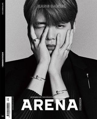 "Kang Daniel ""ARENA"""