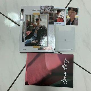 """Yoon Jisung """"Dear Diary"""" Fullset"""