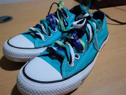 (Original) Converse Multi-Lace Sneakers