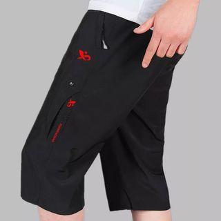 Bermuda pants.