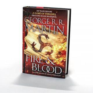 Fire & Blood (Hardcover) : George R.R. Martin