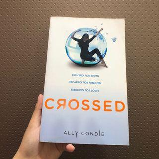[ENGLISH NOVEL] Crossed by Ally Condle