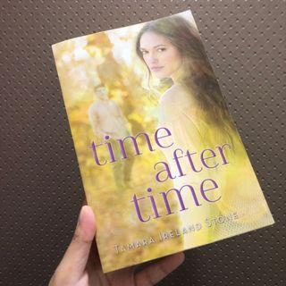 [ENGLISH NOVEL] Time After Time by Tamara Ireland Stone