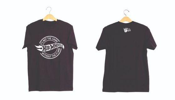 T-shirt Hotwheels ITS