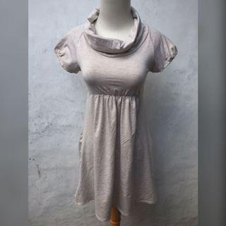 Mini Dress Cream