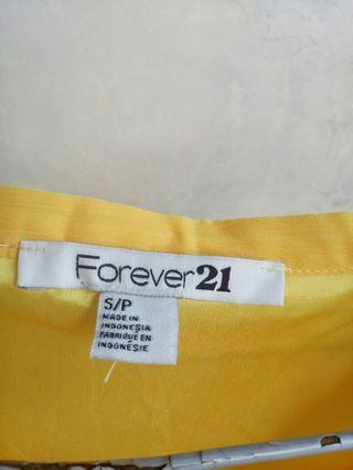 Yellow Top Forever21