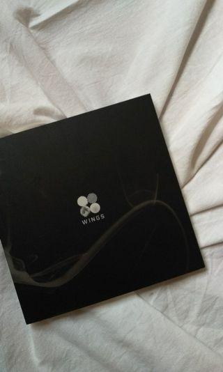 BTS WINGS ALBUM