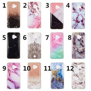 Marble Soft Phone Case