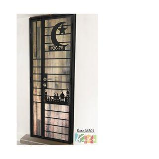Hari Raya Haji HDB Gate  $680.00,Call 88668884