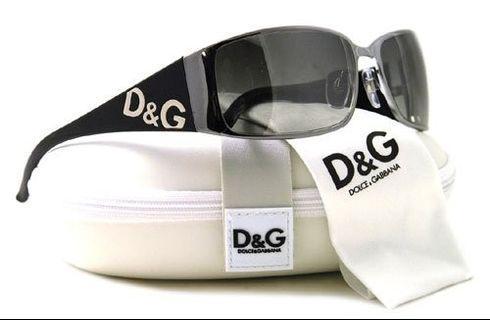 DOLCE & GABBANA Sunglasses (Authentic)