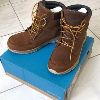 雪鞋 防寒鞋 防潑水 哥倫比亞 高筒 男鞋 女鞋 雪靴 出清 二手 米其林 防滑 聯名款 輪胎底