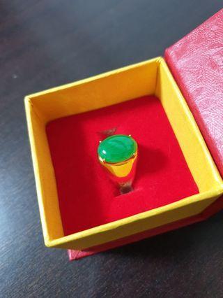 Natural Jadeite (Type A) 天然翡翠 (A 貨)