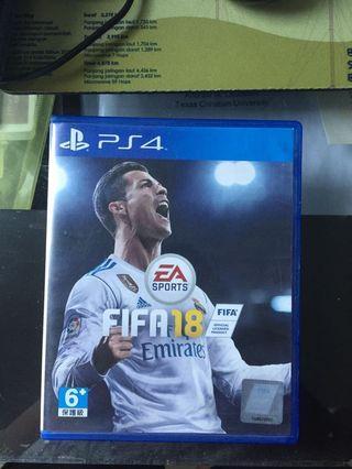 FIFA 18 PS4 MULUS