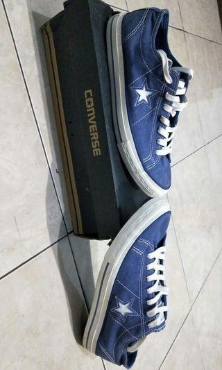 Converse One Star Size 41 Original 100%