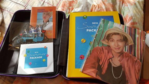 [WTS] BTS 2018 SUMMER PACKAGE IN SAIPAN