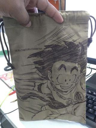 Authentic limited dragon ball bag