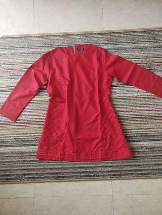 Satu set baju muslim