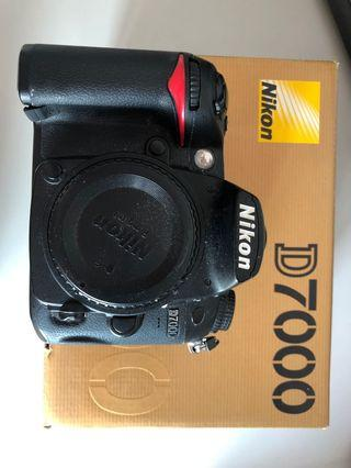 Nikon D7000 Cheap Price Reduced to Clear!