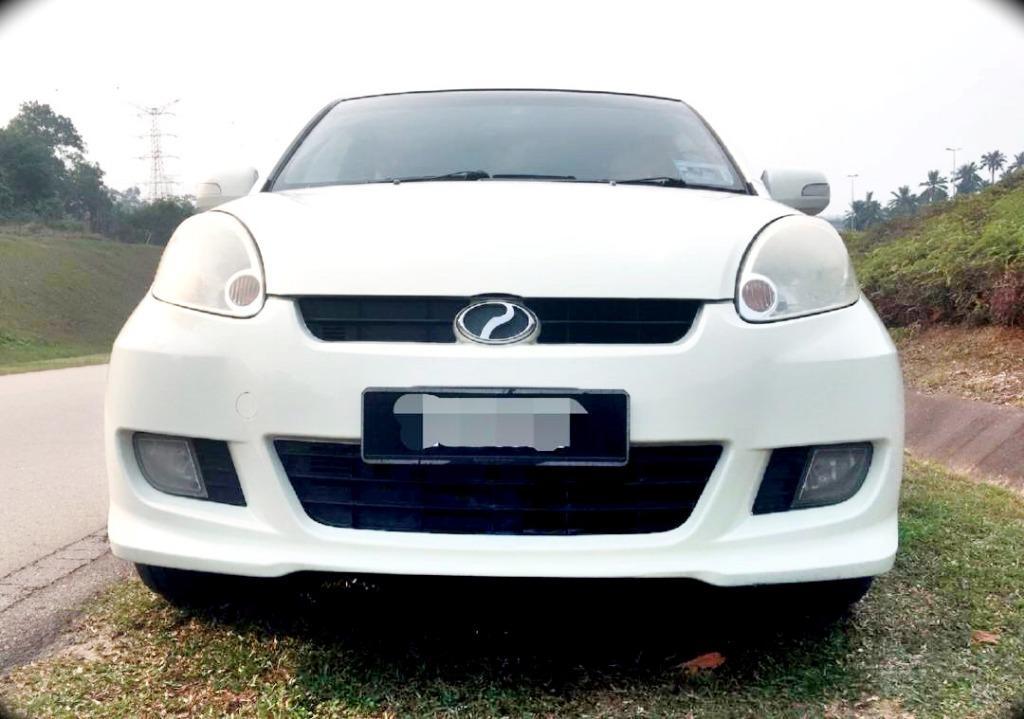 2010 Perodua MYVI 1.3 EZi (A) B/L Loan Kedai DP 2-3k