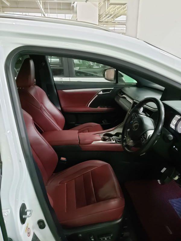 2016 LEXUS RX200T F SPORT