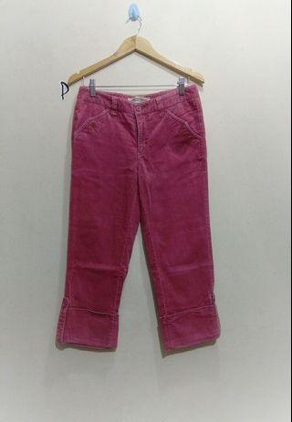 Giordano khakis,  corduroy pants