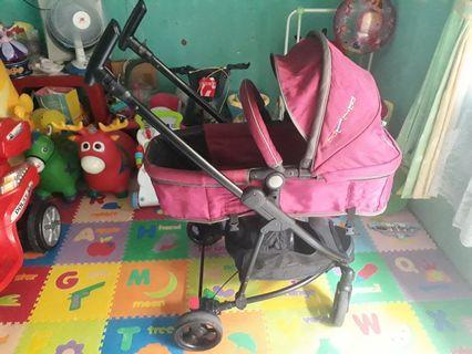 Strolle babyelle malibu 2