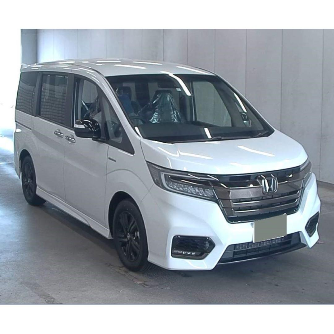 日本汽車代購服務 2019 HONDA STEPWGN SPADA HYBRID