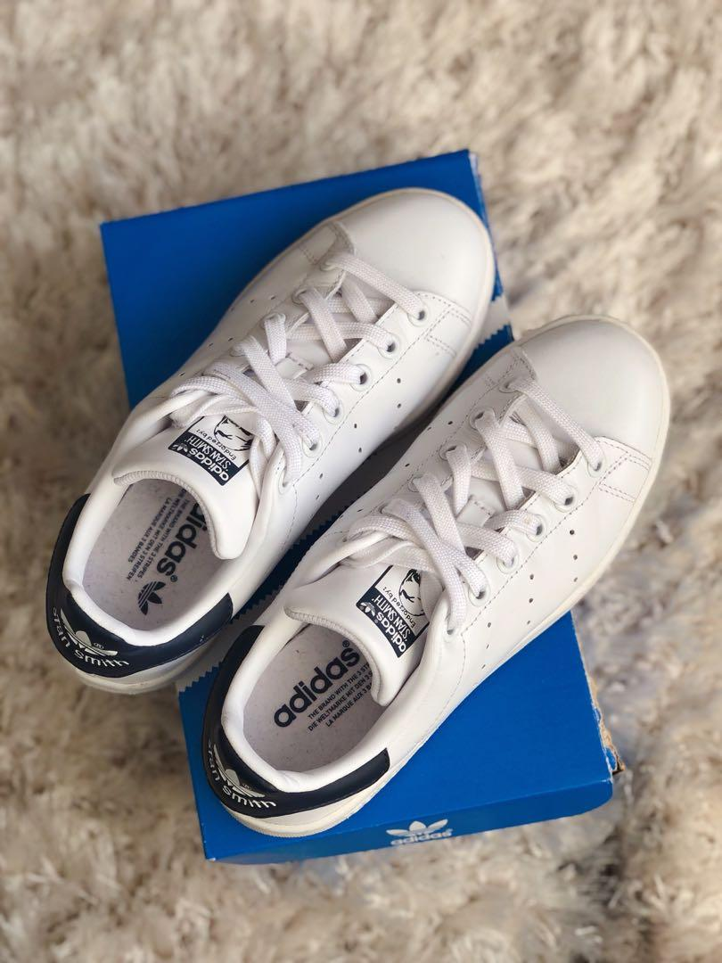 Adidas Originals Stan Smith Unisex Leather Sneakers
