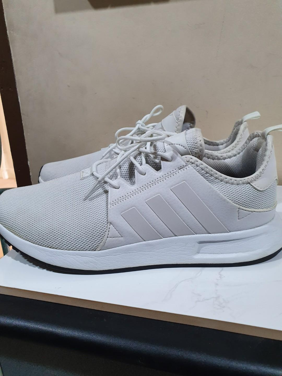 newest e468d 4311f Adidas XPLR white, Men's Fashion, Footwear, Sneakers on ...