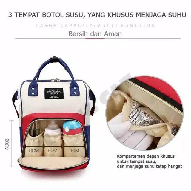 Anello Diaper bag murah / diapers bag fashion preloved / mommy fashion bag ready