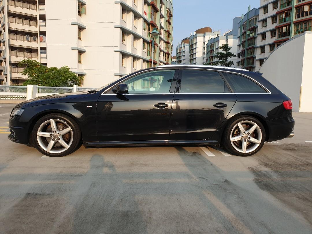 Audi A4 Avant 2.0 TFSI S tronic Auto