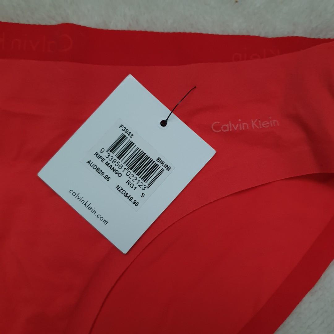 Authentic Calvin Klein Undies