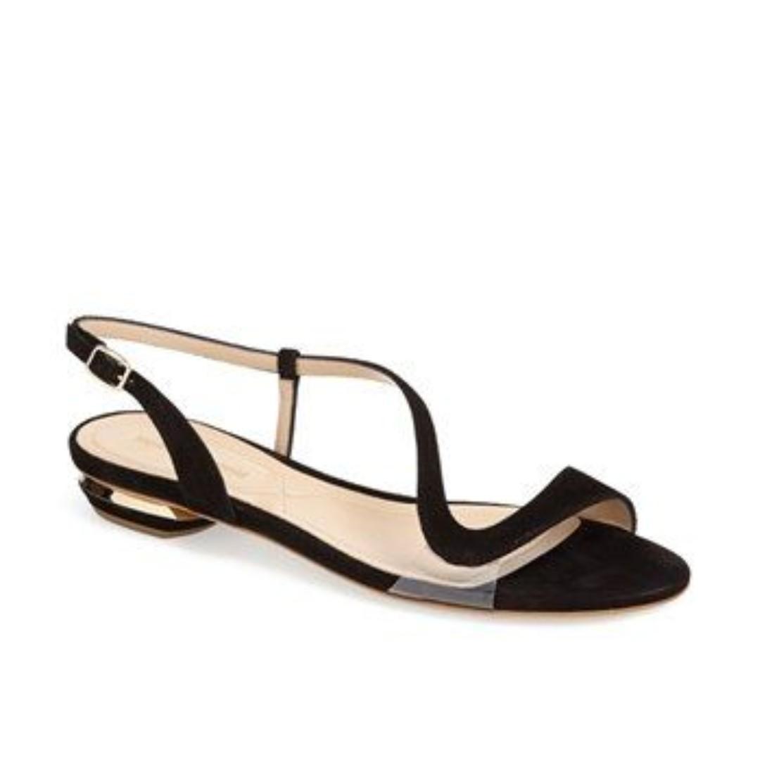 BEIGE Nicholas Kirkwood Maeva S Sandal 36.5