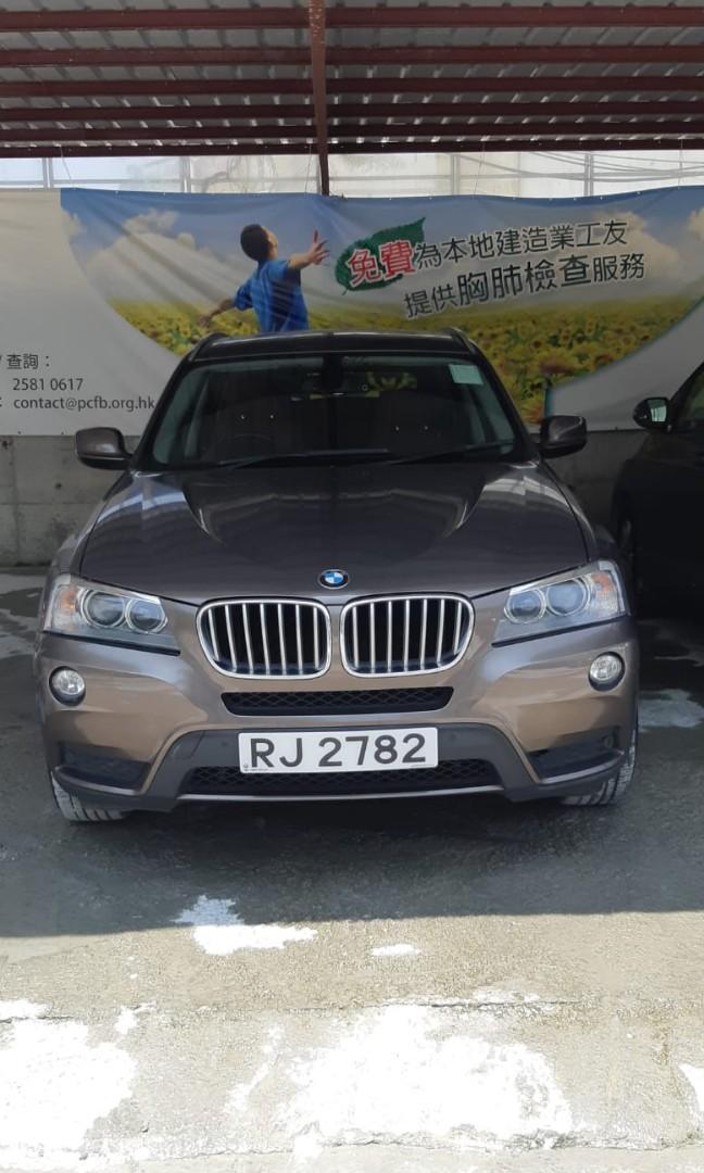 BMW X3 2.8ia 2012