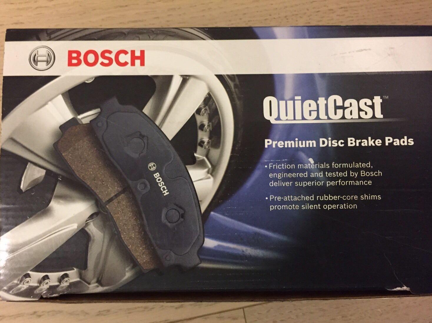 Brembo Front Low Met Brake Pad Set for Porsche Cayenne S Base VW Touareg Base