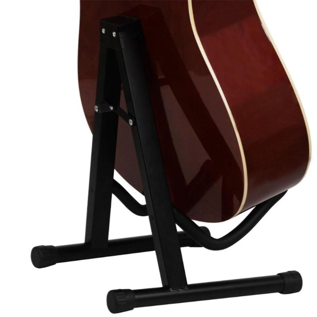 Brand New Acoustic / Electric Guitar Stand/ Guitar Bag