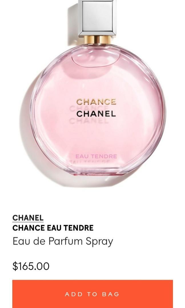 Channel Chance Eau Tendre EDP spray 50ml