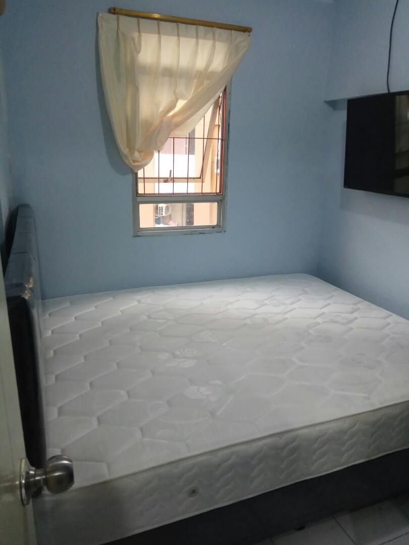 Di jual murah Apartement Modernland 2 kamar full furnis