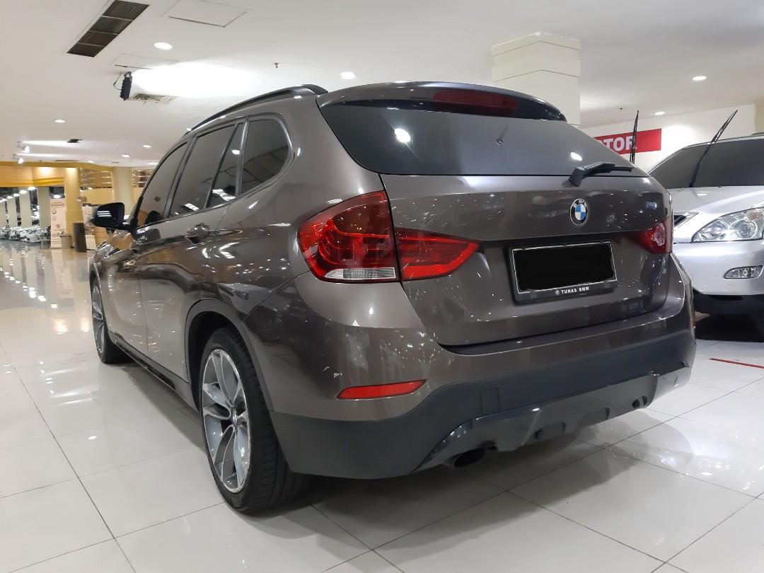 For SALE Thn.2015 NIK.2013.BMW X1 Sdrive 2.0 DIESEL Automatic.COKELAT METALIK-ANTIK.Unit Tangan PERTAMA.KM.71.xxx.Nopol B-TangSel