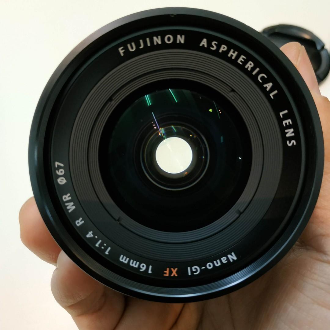 Fujifilm XF 16mmf1.4 R WR