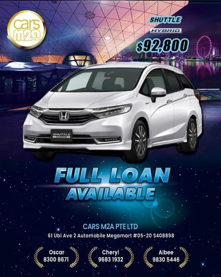 FULL LOAN AVAILABLE!!!
