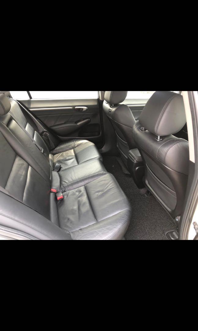 Honda Civic 1.8 VTI-S Manual