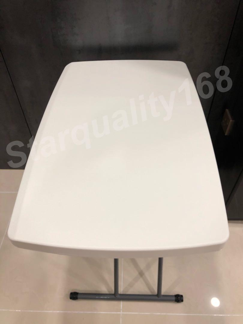 🌟INSTOCK🌟 Foldable Study Table with Adjustable Height